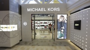 Michael Kors shop onboard Royal Caribbean's Quantum of the Seas.