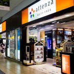 One of Motta Internacional's Attenza stores in Panama's Tocumen International Airport.