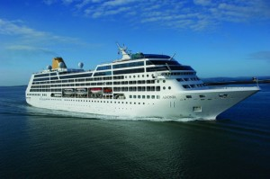 Carnival Corporation and plc Adonia