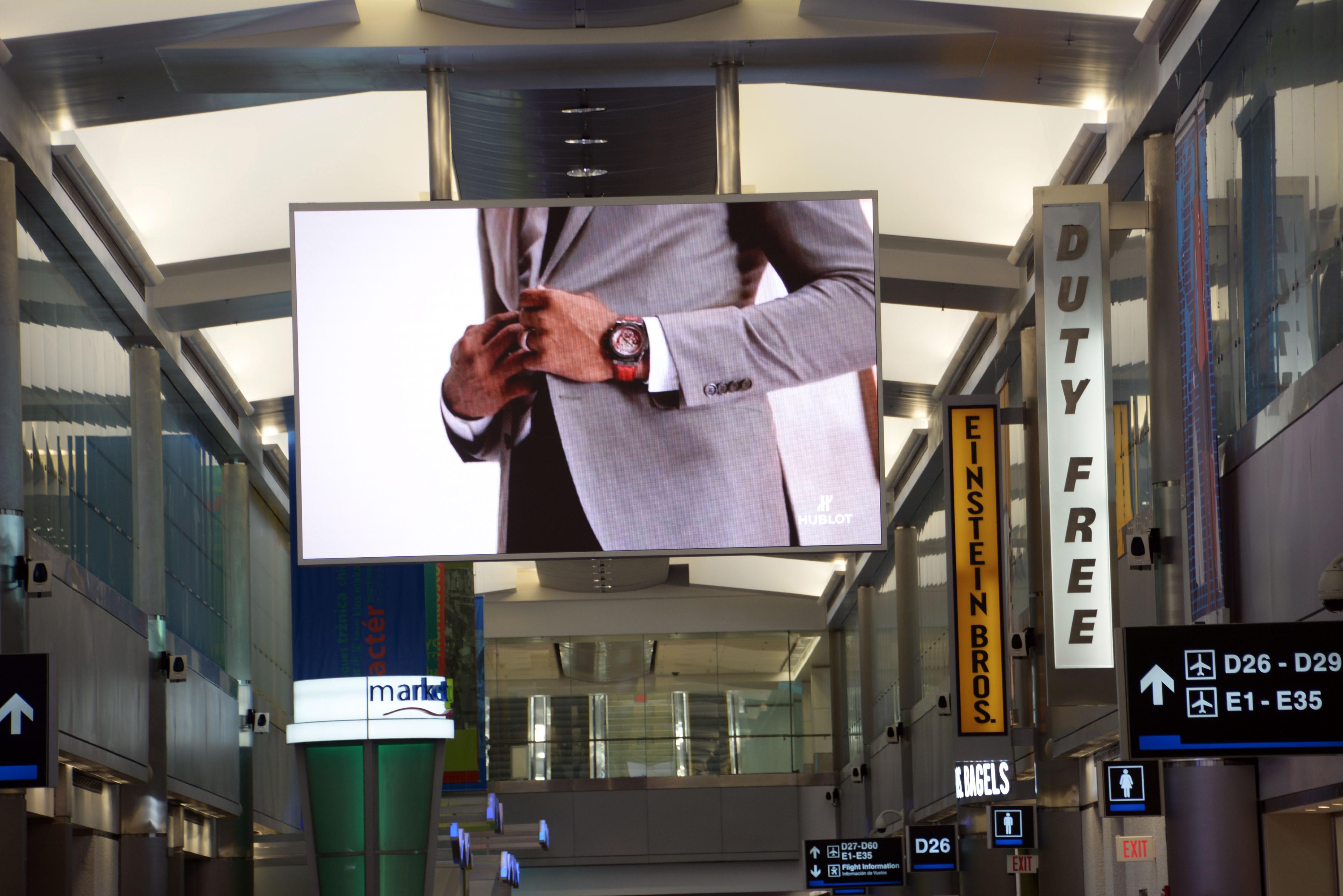 MIA LVMH LED monitor D-25