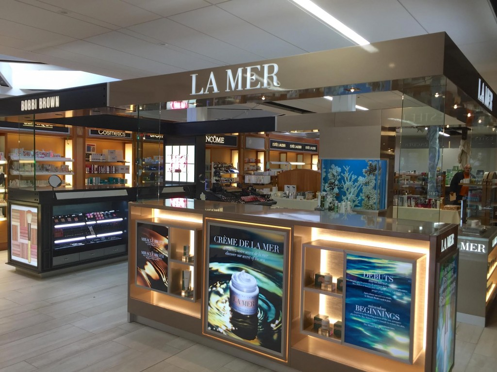 By expanding its main store to 16,000 sqf IGL was able to bring in brands it has never sold before such as La Mer and Bobbi Brown