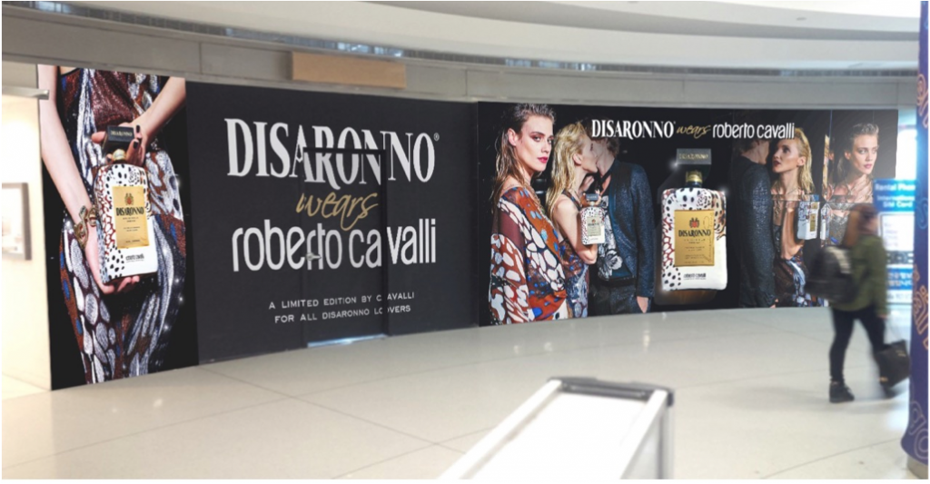 FASHION 4 DEVELOPMENT – Disaronno, in cooperation with the Maison Cavalli, is supporting the United Nations-sponsored Fashion for Development initiative. This marks the third consecutive year for Disaronno's icon project, – which in the first two editions involved the collaboration of top-tier Italian fashion maisons Moschino and Versace. Once again ILLVA Saronno will donate some of the proceeds to F4D, which contributes to various humanitarian activities in Africa.