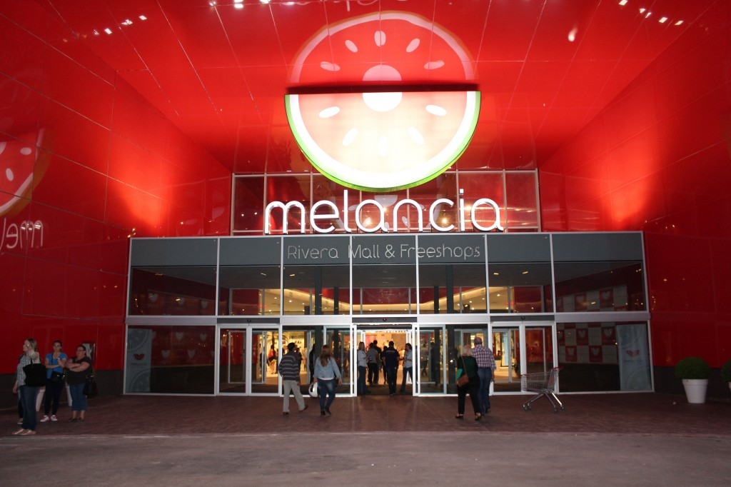 MELANCIA MALL ENTRANCE