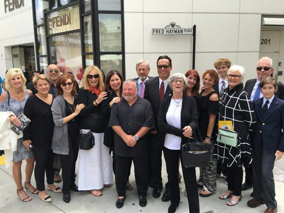 An Extraordinary Farewell Send-Off for the Extraordinary Fred Hayman | Duty Free and Travel Retail News |Travel Markets Insider
