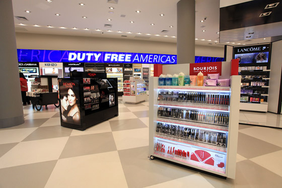 DFA's first airport operation in Brazil, a 9,500 square foot travel retail store in Sao Paulo-Corgonhas Airport, was opened last August.