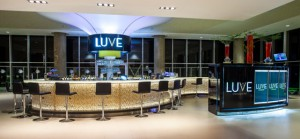 DFA's LUVE Bar in Punta Cana International Airport.