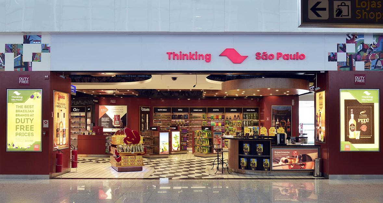 free shop aeropuerto san pablo brasil