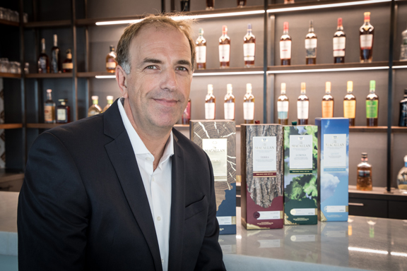 Juan Gentile assumes the new role of Managing Director, Americas Travel Retail for Edrington.