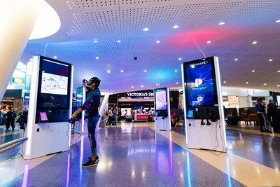 6a9d765587 Luxury VR company PeriscapeVR launches Virtual Reality Experience Center at  JFK Terminal 4