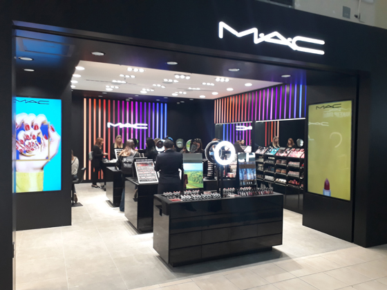 Motta opened its first M.A.C store at Tocumen in August.