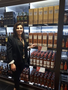 Ethos Farm manages and helps train airport staff for Bacardi for airport duty free.